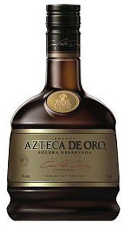 Azteca de Oro Brandy